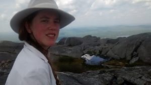 April on Mount Monadnock. Photo by Katherine Nehring